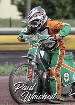 Paul Weisheit Speedwayteam Wolfslake